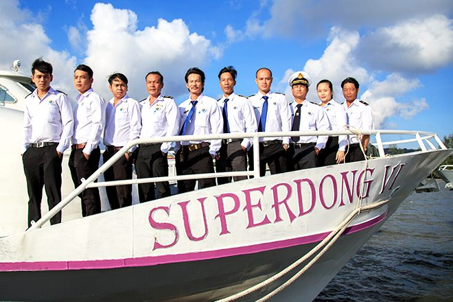 tàu cao tốc superdong