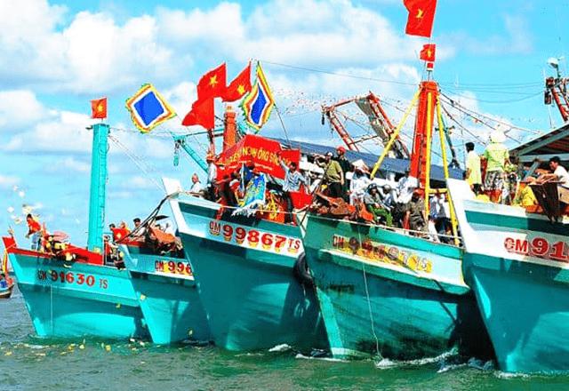 Lễ hội nghinh Ông Phú Quốc