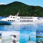 Du lịch đảo Hòn Sơn cùng tàu cao tốc Superdong