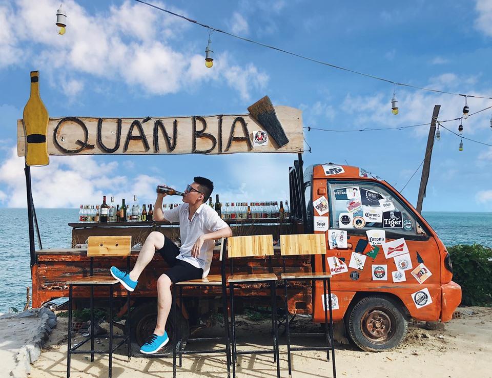 quán bia Hòn Sơn