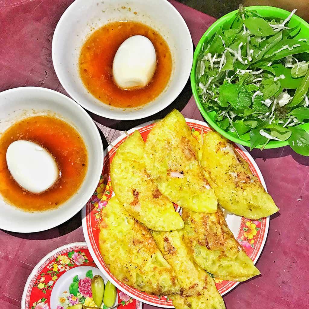 bánh xèo mực sữa Phú Quý