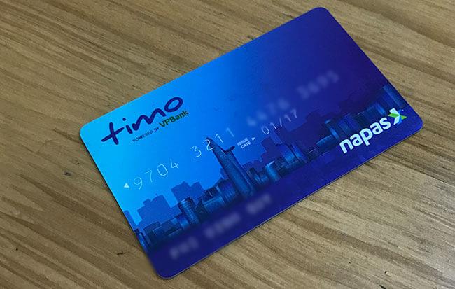 thanh toán vé tàu bằng thẻ atm