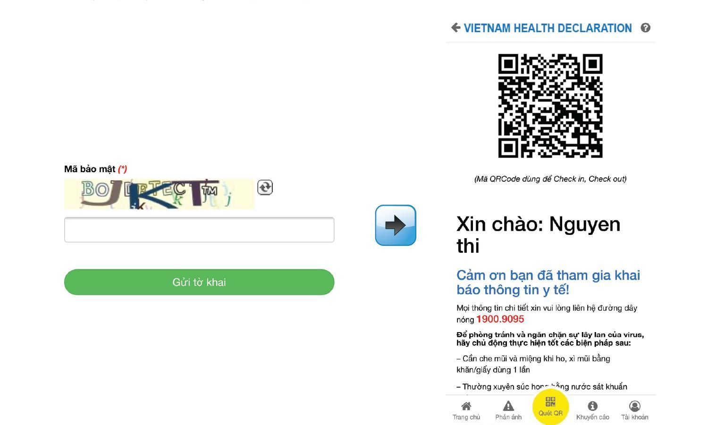 Hãy cùng Superdong thực hiện khai báo y tế điện tử trước khi sử dụng dịch vụ tàu cao tốc và phà