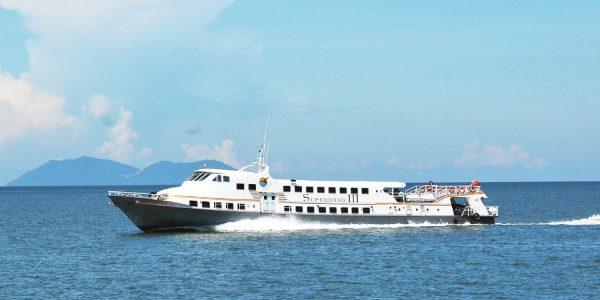 superdong trúng gói thầu chỉ định thay thế chuyến tàu phú quốc thổ châu