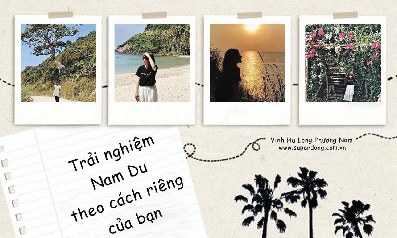 Nam Du – Thiên Đường Du Lịch Đảo Ở Phương Nam