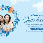 superdong tri ân khách hàng nữ nhân ngày quốc  tế phụ nữ 8-3